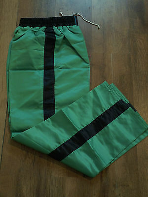 FORCE BLUE /& WHITE STRIPE /& STAR MARTIAL ARTS KICKBOXING TROUSERS  BRAND NEW