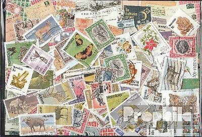 Southwest 50 different stamps  South-West-Africa/Namibia