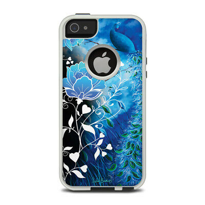 Skin for Otterbox iPhone 5/5S - Peacock Sky by Juleez - Sticker Decal