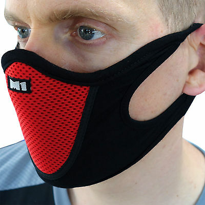Half Face Mask City Anti Pollution Car Fumes Filter Bicycle Motorbike Motorcycle