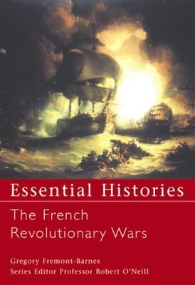 The French Revolutionary Wars by Gregory Fremont-Barnes 9781841762838