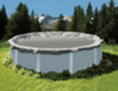 PoolTux Above Ground Winter Cover 20 Year Warranty
