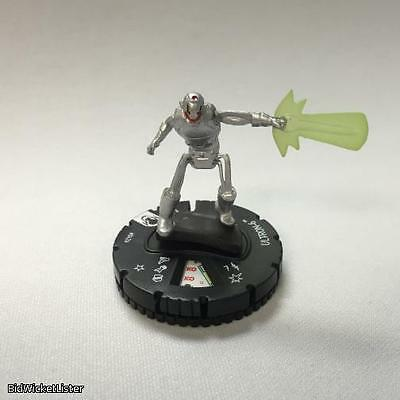 Ultron-6/Ultron-6 (Drone) Heroclix 042 Age of Ultron Miniature CMG