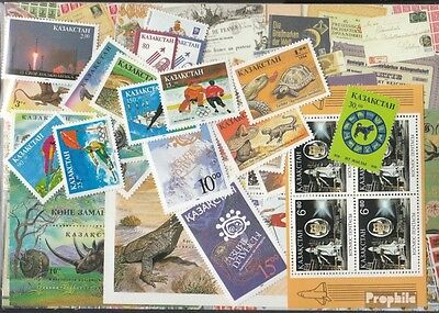 kazakhstan 1994 mint never hinged mnh Complete Volume in clean Conservation
