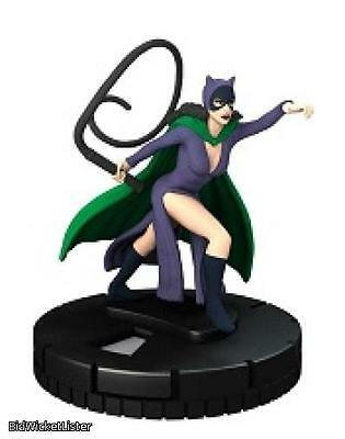 Catwoman Heroclix 008 DC Heroclix 10th Anniversary Miniature CMG