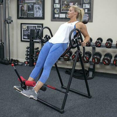 New Exercise Inversion Table Invert Align Exercise Bench  Reduce Back/neck Pain