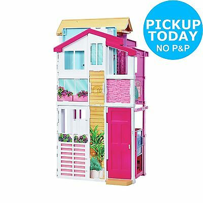 Barbie Townhouse. From the Official Argos Shop on ebay