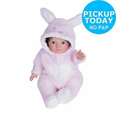 Chad Valley Tiny Treasures Bunny Cosy Outfit -From the Argos Shop on ebay
