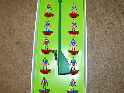 Paris St Germain 1977  Subbuteo Top Spin Team