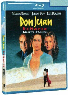 Don Juan De Marco - Maestro D'Amore (Blu-Ray) WARNER HOME VIDEO