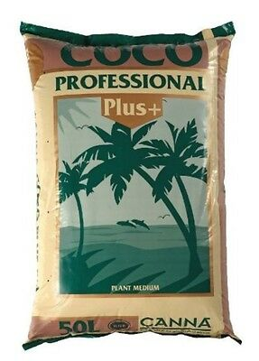 Canna 50L Coco Professional Plus Bag FREE NEXT DAY DELIVERY BRAND NEW