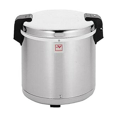 Commercial Stainless Steel Electrical Rice Warmer 50-Cup