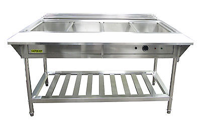 Adcraft EST-240, Water Bath Steam Table