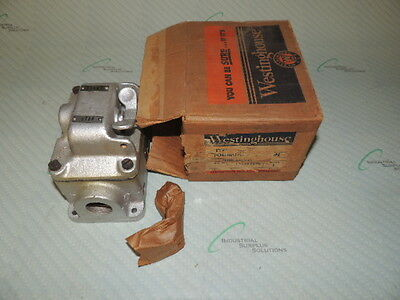 Westinghouse Hdw Class 15-010 Style 1258841-B Pushbutton Station