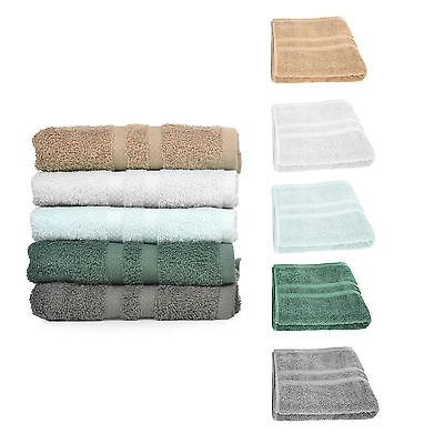 100% Egyptian Cotton Luxury Towel Hand Face Bath Sheet Large 550 GSM Thick Soft