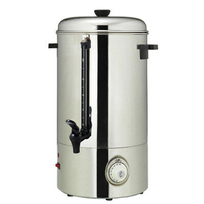 Magic Mill MUR-100 100 Cup Water Boiler, Stainless Steel