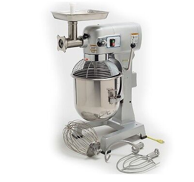 Hebvest SM30HD, 30-Qt Commercial Stand Mixer