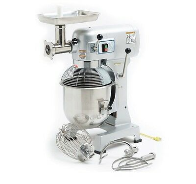 Hebvest SM20HD, 20-Qt Commercial Stand Mixer