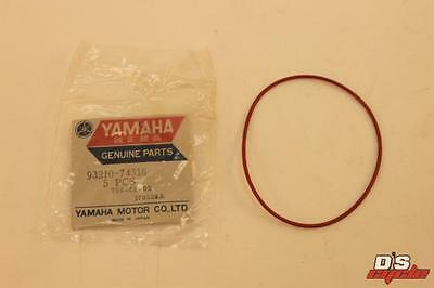 YAMAHA YZ250,YZ250X INNER RUBBER O-RING HEAD GASKET SEAL 93210-74316-00