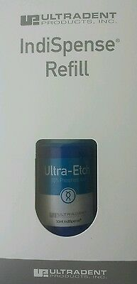 ULTRADENT ULTRA-ETCH IndiSpense Refill 30mL 35% Phosphoric Acid Dental Etchant
