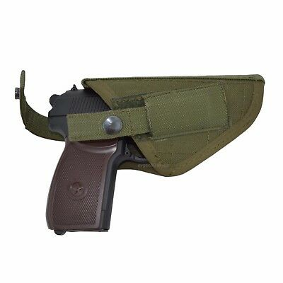 Original Russian Army SPOSN SSO PM Makarov MOLLE Holster in Olive