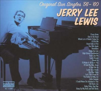 Jerry Lee Lewis - Original Sun Singles '56-'60 [Digipak] New Cd