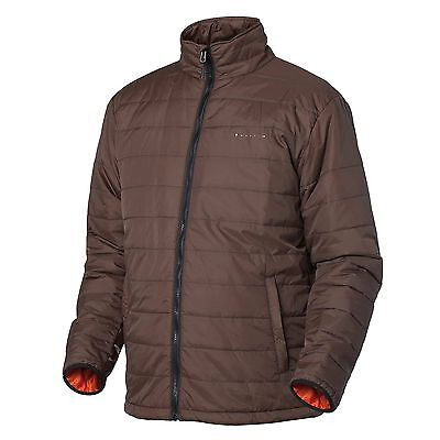 W4 Inner Jacket Grizzly Brown/Earth Orange