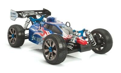 LRP S8 Rebel BX 2.4GHz RTR LIMITED EDITION - 1/8 Verbrenner #131322