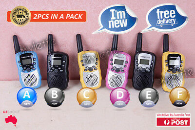 Mini Walkie Talkie T-388 2PCS-Pair for Child Amateur Two Way Radio Bell South