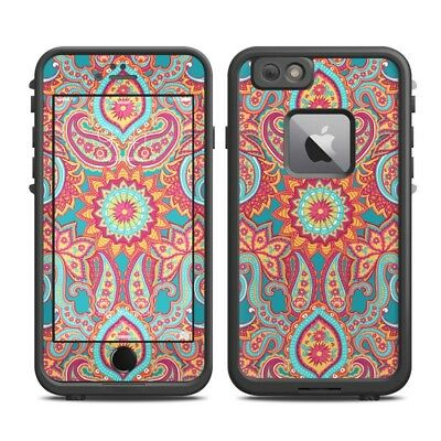 Skin for LifeProof FRE iPhone 6 Plus - Carnival Paisley - Sticker Decal