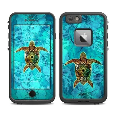 Skin for LifeProof FRE iPhone 6 Plus - Sacred Honu by Al McWhite - Sticker Decal