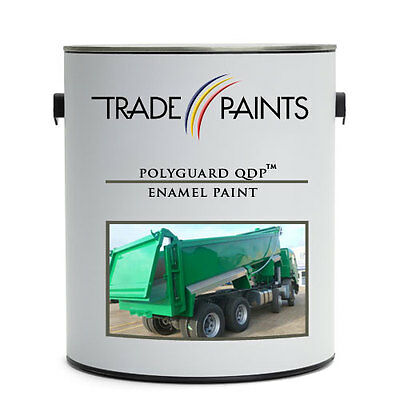 PolyGuard QDP™ Truck Trailer Coach Polyurethane Paint - All Sizes & Colours