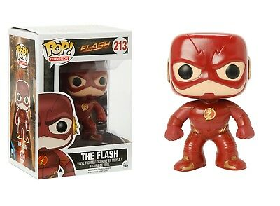 """Funko Pop TV The Flash Licensed Vinyl Action Figure 5344 Collectible Toy, 3.75"""""""