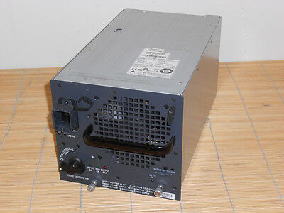 Cisco WS-CAC-3000W AC Power Supply Netzteil f. Catalyst 6500