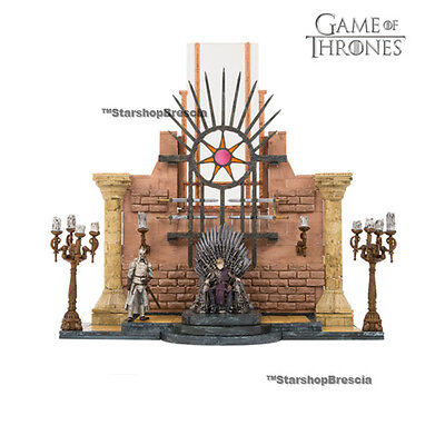 GAME OF THRONES - Construction Set - Iron Throne Room McFarlane