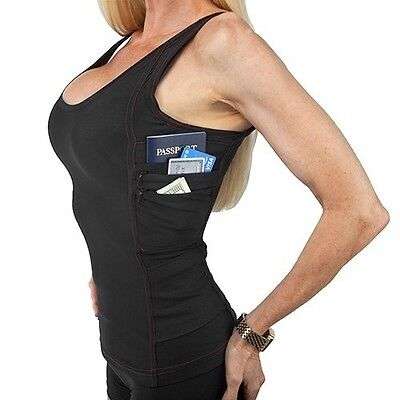 Travel Safe Women's Tank Top 4072