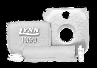 Lynn 1060 Weil Mclain-66,66/68V Combustion Chamber Kit 1060-Super-Fast Shipping!