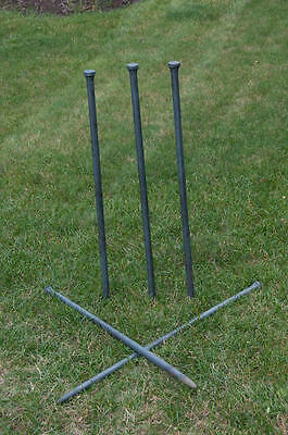 """20 x 20 Tent Stake Kit Pole Tents Frame Tent Wedding Canopy Steel Stakes 3/4""""x30"""
