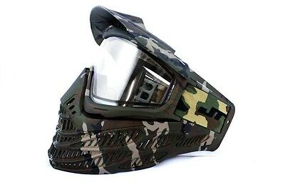 Paintball Mask JT Spectra Flex 8 Thermal Goggle - Camo