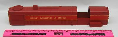 Lionel Shell ~ 721 Gulf Mobile & Ohio diesel shell