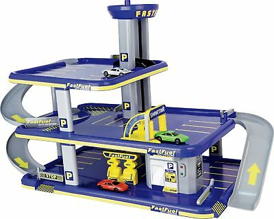 Chad Valley Garage with 3 Cars. From the Official Argos Shop on ebay