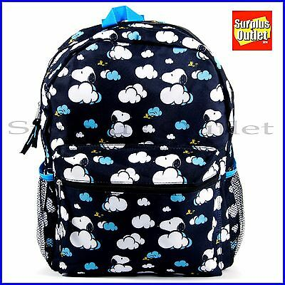 PEANUTS SNOOPY 16\' Large School Backpack