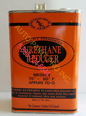 Universal Medium 75-90°F Urethane Grade Reducer, APPURI70, 1 Gallon