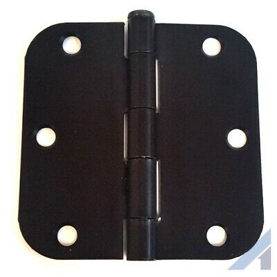 """3.5"""" x 3 1/2"""" Oil Rubbed Bronze Hinge with 5/8"""" corner screws included"""