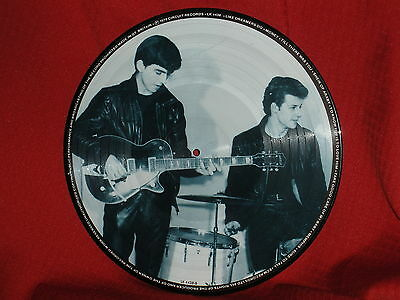 The Beatles Decca Tapes Picture Disc LP RECORD MINT MINUS SCARCE SEE