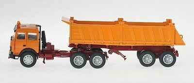Old Cars Iveco 330 Hp Camion Cantiere Scala 1/43