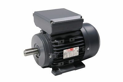 0.75 KW 1 HP Single Phase Electric Motor 240V 1400 RPM .75KW/1HP 750 Watt 4 Pole