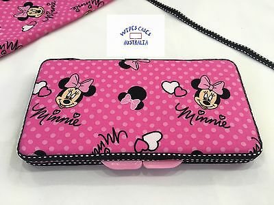 Minnie Mouse Baby Wipes Case - Perfect Gift For Baby Shower