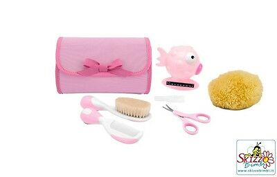 Chicco Set Igiene Happy Bubbles Rosa  Lilla Bimba