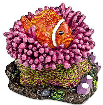 NEMO - EXOTIC Aquarium Accessories Aqua Kritters 6 X 5 X 5cm brand new